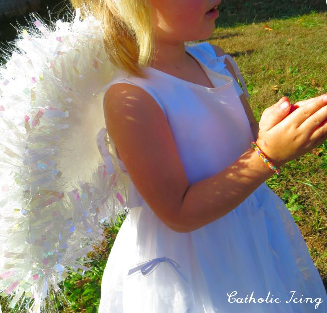 All Saints' Day Costume Ideas for Girls