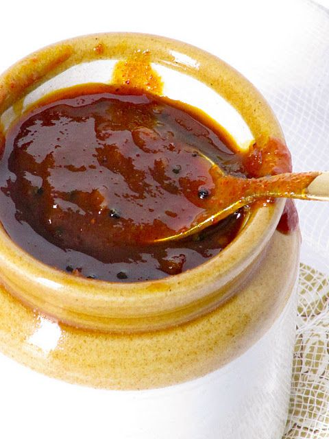 Tamarind Sauce - Also website features cuisine of Kerala
