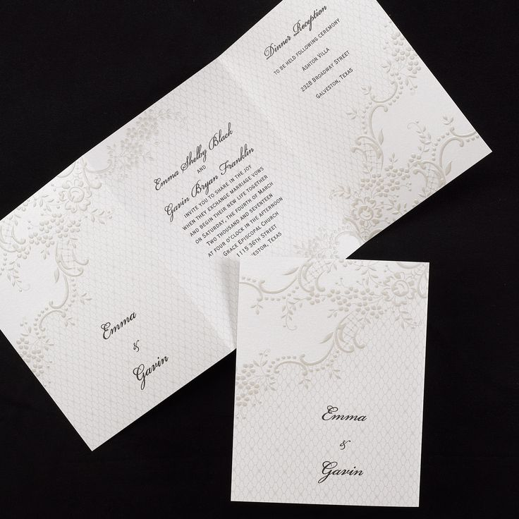 20 best Carlson Craft wedding invitations images on Pinterest ...