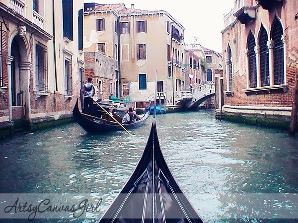 Venice: Artsy Canvases, Canvases Girls, Girls Designs, Canvas Girls