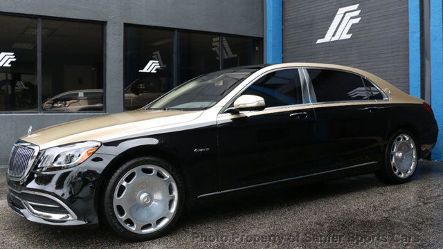 2019 Used Mercedes Benz S Class Maybach S 560 4matic Sedan At Sanfer Sports Cars Serving Miami Fl Iid Used Mercedes Benz Mercedes Benz Maybach Used Mercedes
