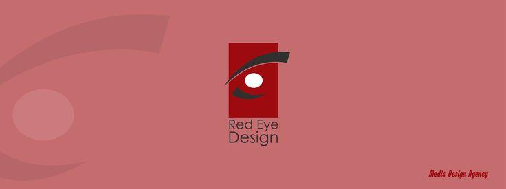 Red Eye Design Logo - Logofolio - Red Eye Design