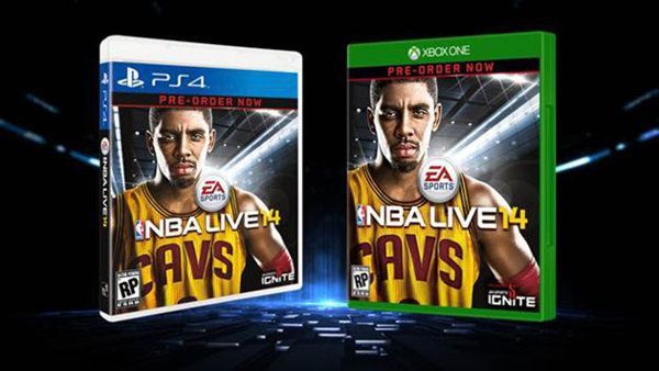 Kyrie Irving will be on the cover of 'NBA Live 14′ | Ball Don't Lie - Yahoo! Sports