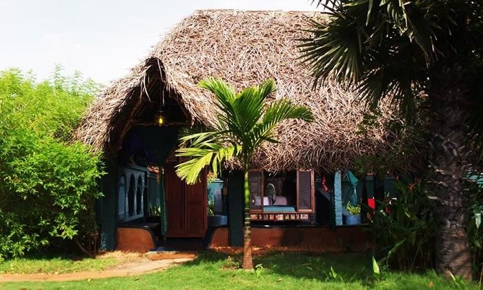 1 OR 2N Couple Stay at The Dune Eco Village Resort & Spa, Pondicherry - HundredCoupons.com   Hundred Coupons
