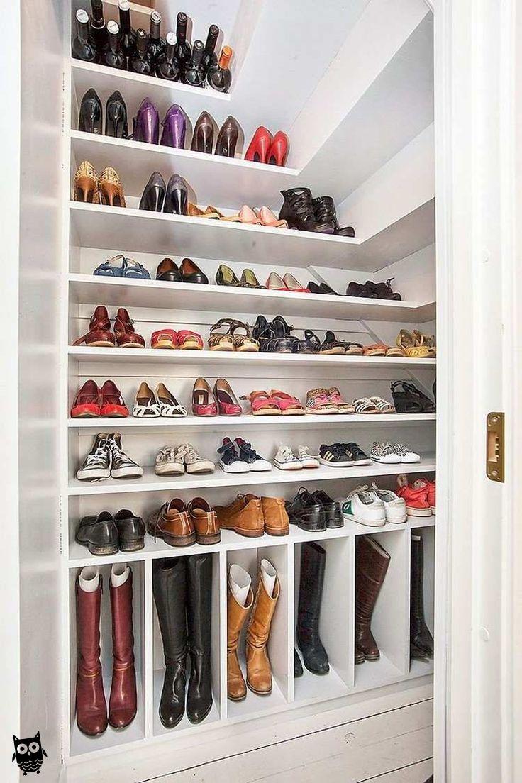 11 Capital Bedroom Attic Pink Ideas Closet Shoe Storage Closet Under Stairs Closet Bedroom