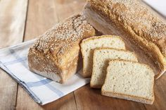 Aprende a preparar un delicioso Pan de harina de arroz ¡Sencillo pero riquísimo! y mil recetas más, en Mil Recetas, tu Recetario en Linea por Excelencia.