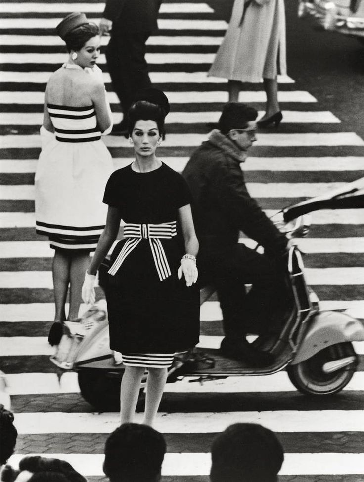 William Klein Fashion Photography | EHehr1955's Blog