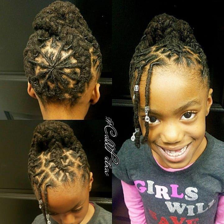 Princess Kidswithlocs Kidswithdreads Atlkids Kidslocstyles Locs Dreads Myhaircrushkids Locs Hairstyles Dreads Styles For Women Dreads Styles