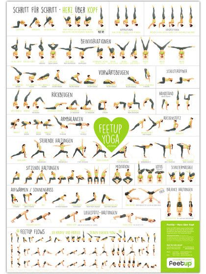 Ich haben jeden Tag FeetUp Flow gemacht und immer wieder neue Übungen ausprobiert.