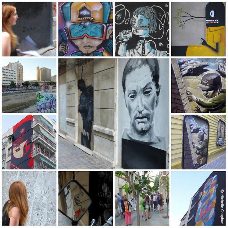 Street Art in Soho Malaga (click to enlarge)