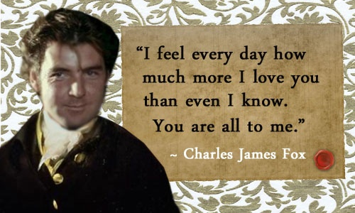 Charles James Fox from Confessions of a Courtesan
