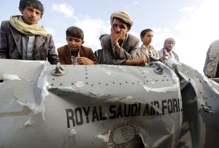 Yemen, la tragedia silenciada, Guerra silenciada, Arabia Saudí, Bombas de razimo, matanza de población civil, Abdu Rabu Mansur Hadi