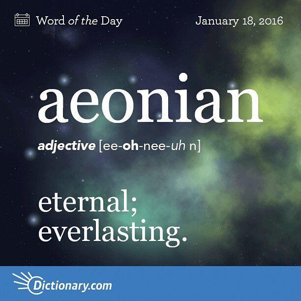 Aeonian