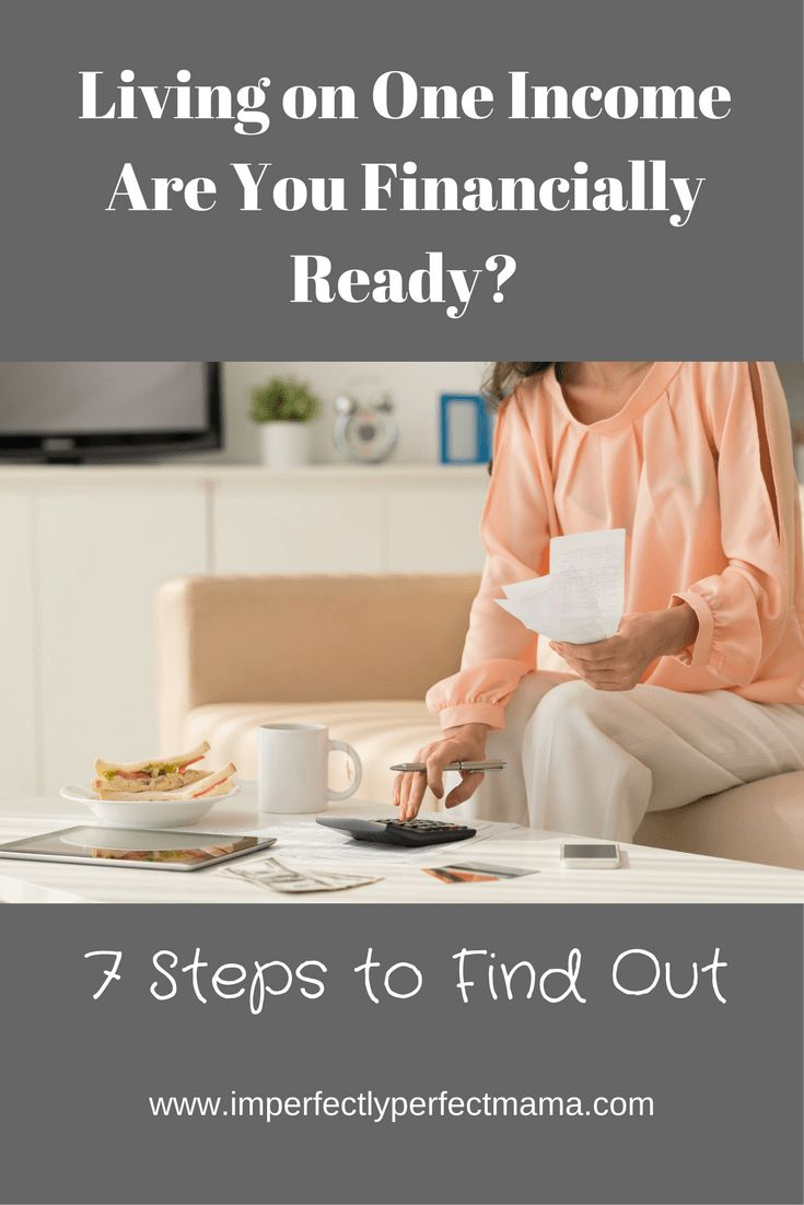 7 Steps to find out if you are financially ready to be a stay at home parent