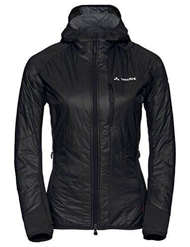7fe4fcb9b8b4 VAUDE Damen Funktionsjacke schwarz 44   Jacken   Mäntel für Damen in ...