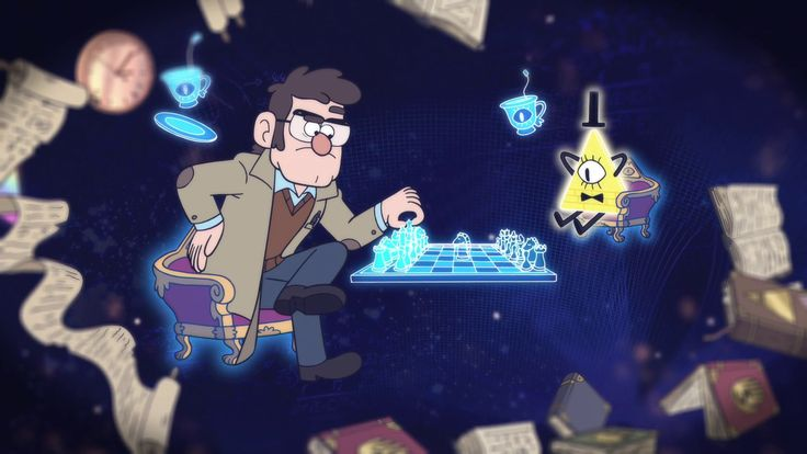 HDQ Images gravity falls