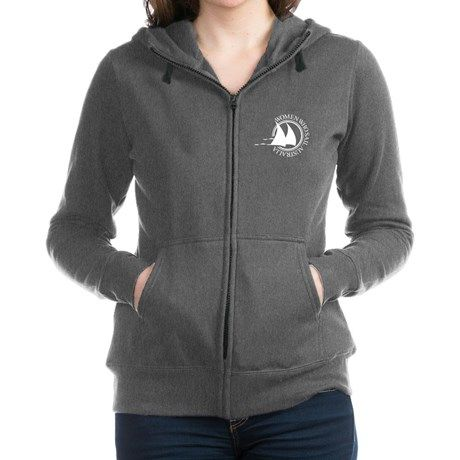 WWSA Nautical Women's Zip Hoodie