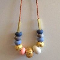 Emily Green x Mr Sparrow Big Bead Necklace