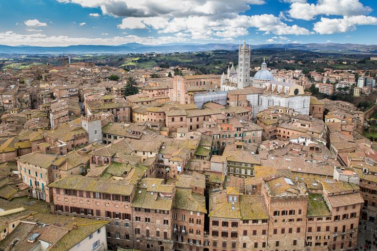 Play Your Tuscany - Discovering Siena and Bagno Vignoni. Complete pics album by Goncalo