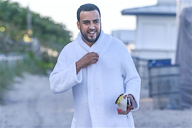 French Montana Weighs in on Rob Kardashian, Blac Chyna and More Celebrity News