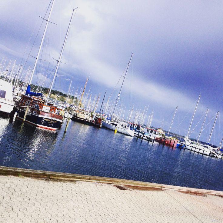 Lynæs Harbour