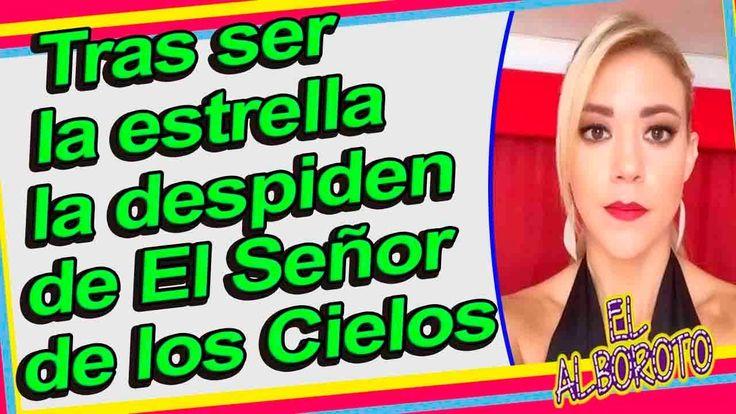 Fernanda Castillo despedida en El Señor de los Cielos