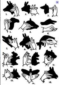 jeux de mains ...