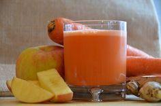 Det finns fruktjuicer som låter dig gå ner i vikt snabbt och hälsosamt. Läs mer om dessa recept i följande artikel.