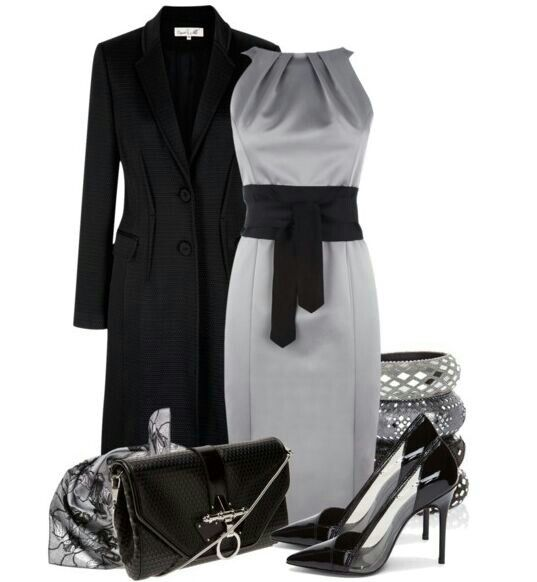 Winter Wedding outfit