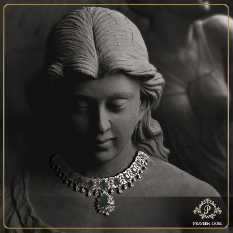 #masterpiece of a #necklace . #PraveenGoel