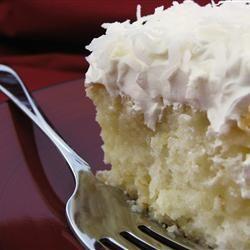Coconut Poke Cake Allrecipes.com