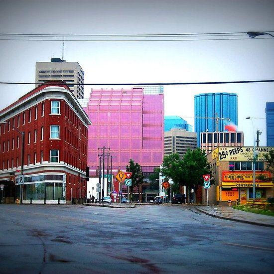 Gibson Block, Edmonton Alberta Canada