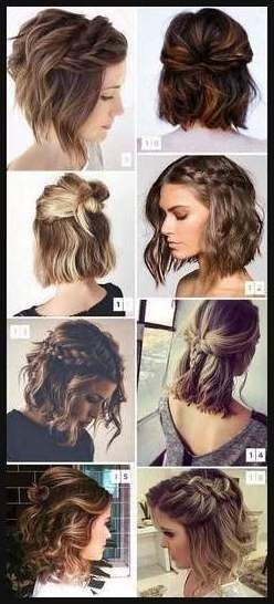 Liebenswerte Kurze Geflochtene Frisuren für Damen –