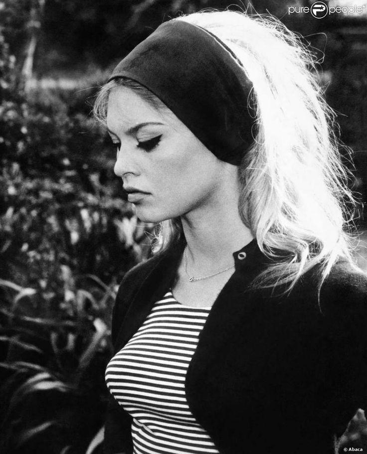 Brigitte Bardot dans Le Mépris , 1963