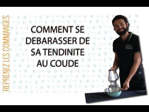 Comment soigner une tendinite au coude : auto-massage et exercices - Conseils du Kiné - YouTube