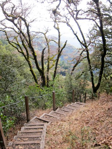 Castle Rock State Park, Los Gatos, California, United States