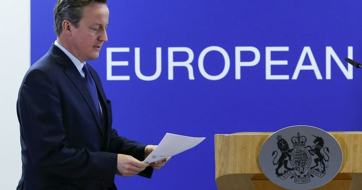 When is a deal not a deal ? When David Cameron makes it ! The details of David Cameron's deal with the EU has been revealed. And it will delight Eurosceptics