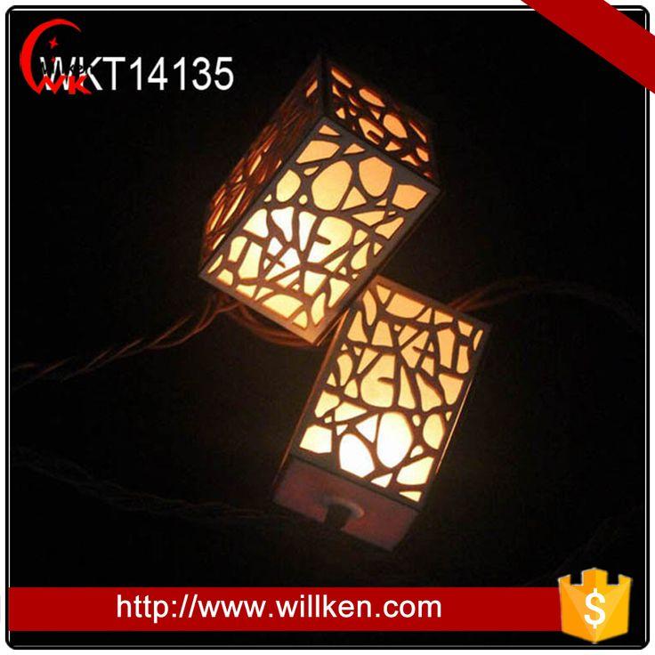 China supplier online led decoration christmas fireworks string lights ramadan