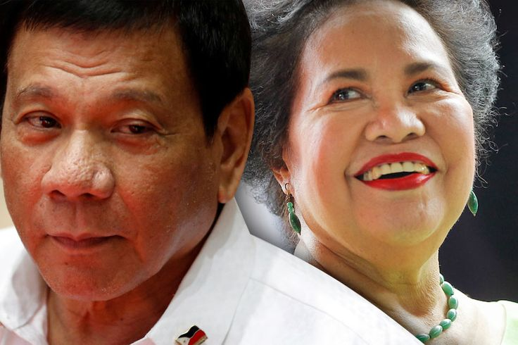 President Rodrigo Duterte on Thursday lamented the death of former Senator Miriam Defensor-Santiago, saying he hopes her legacy will guide the country in the future.
