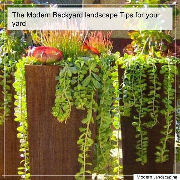 modern Landscaping, modern Landscaping Design, modern Balcony Ideas