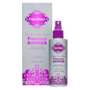 Fake Bake Flawless Darker Self Tan Liquid 170ml