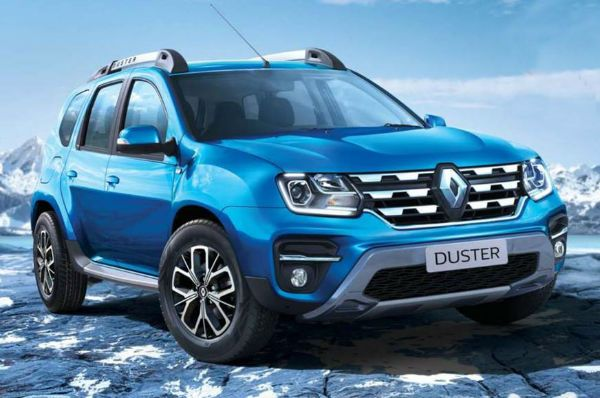 2019 Renault Duster 4x4 4x4 Car Pictures Dusters
