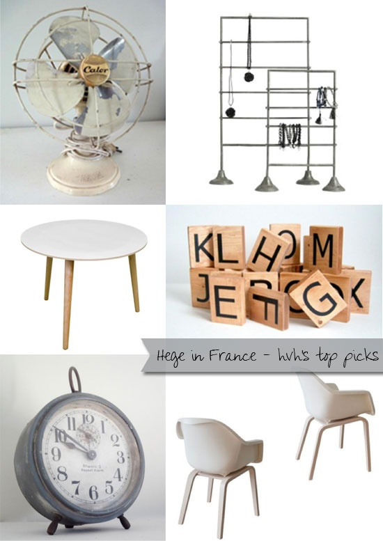HvH Interiors: Hege in France - Featured Online Shop