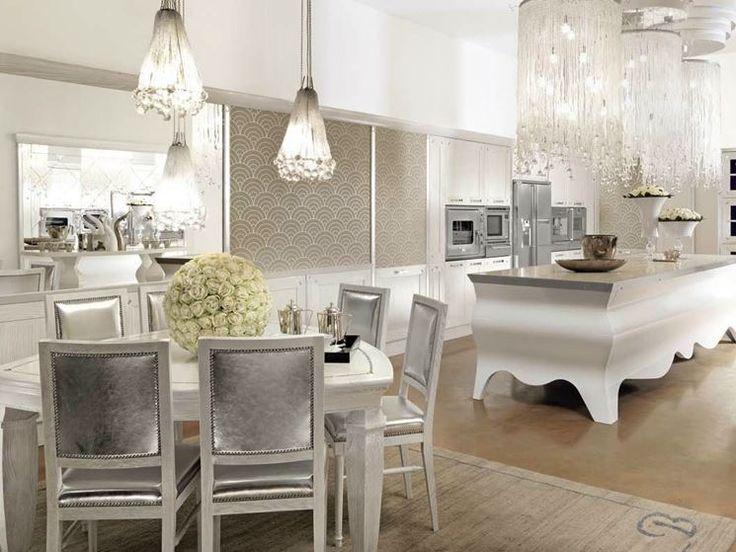 Oltre 25 fantastiche idee su Cucine di lusso su Pinterest | Cucine ...