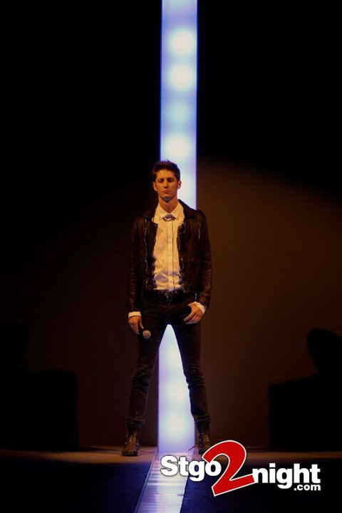 Diego Casanueva, presentado el VMI 2011