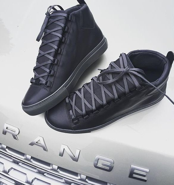 BALENCIAGA Mens Shoes | 2016 Collection