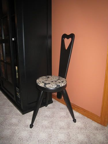 How To Paint Furniture Black The Pottery Barn Look How To Paint Posts And Print