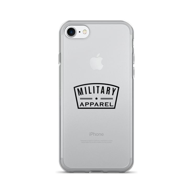BattleRaddle Military Apparel iPhone 7/7 Plus Case