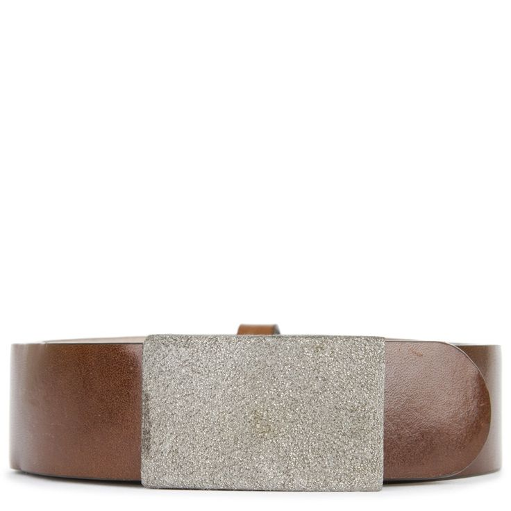 Hirshleifers - Brunello Cucinelli - Leather Belt with Silver Buckle (Brown/Silver), $725.00 (http://www.hirshleifers.com/brunello-cucinelli/women/belts/brunello-cucinelli-leather-belt-with-silver-buckle-brown-silver/)