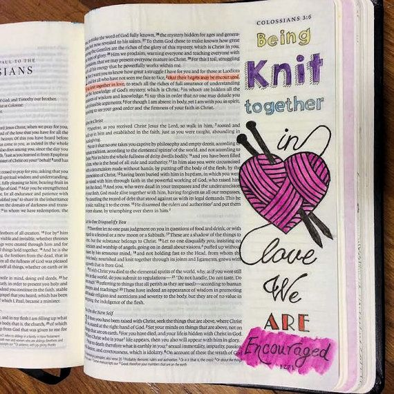 Bible Journaling Coloring Set DIGITAL By Onehipstickerchic